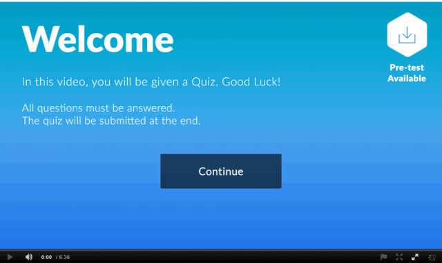 IVQ - If the quiz creator enabled the option