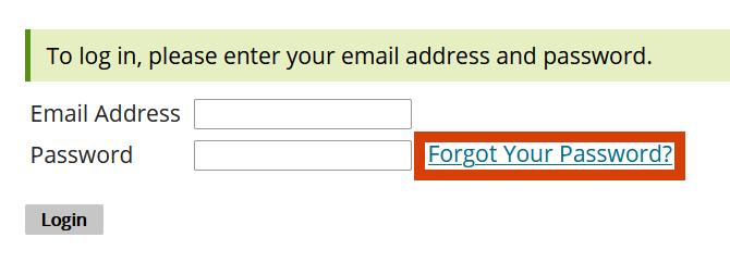 Beaver Basecamp Forgot Password